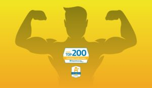 One of the Top 200 Healthiest Credit Unions in the USA